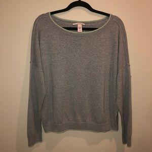 Victoria's Secret Gray lightweight Sweatshirt